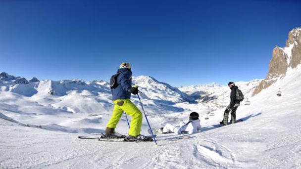 Wahnsinnsangebot für Wintersportler