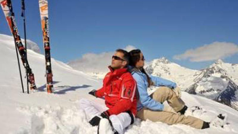 Skitime inklusiv Skipass