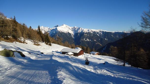 4 Tage Winterurlaub