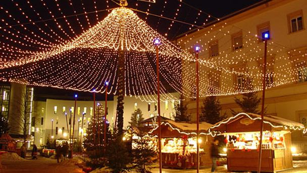 Montagna - Mercatini - Aria di Natale