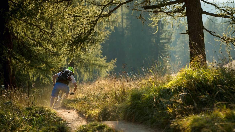 Valle Aurina, paradiso dei biker