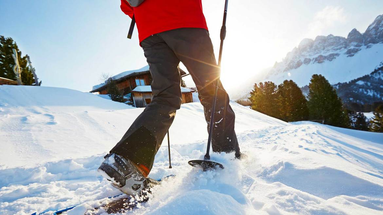 Escursioni invernali in Valle Aurina